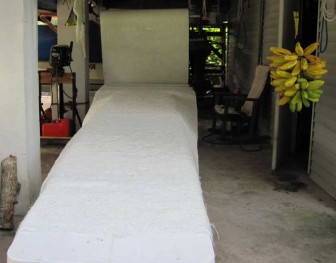 Extra Long Cutting Table