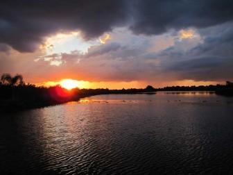 November 21, 2011 Sunset