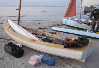 Prettiest Boat on the Beach