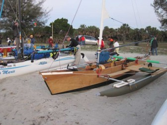 Hobie Getaway and Expedition Canoe