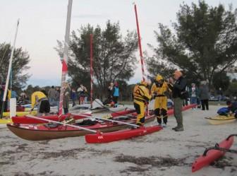 Islandized Tandem Kayak