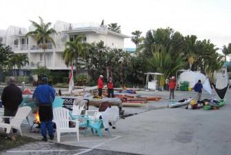 Kayaks At Cape Haze Marina