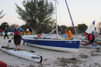 Nomad sailboat