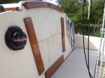 Starboard Companionway Boards