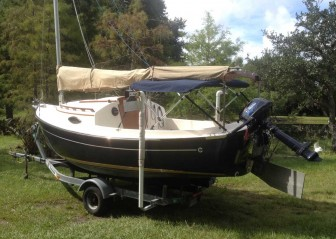 Sun Cat Bimini Top