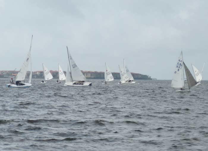 Charlotte Harbor Regatta 2011: Small Sailboat Fleets