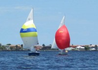 Hibiscus Cup Small Boat Regatta 2010: Charlotte Harbor Sailing Races