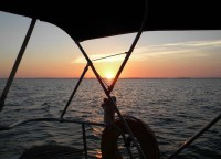 Hunter 376 Sailboat Delivery