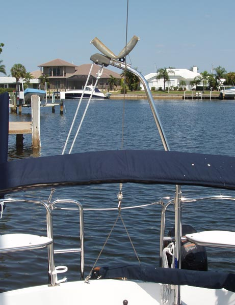The Perfect Solo Mast-Raising System for Small Sailboats