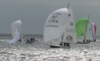 Charlotte Harbor Sailing Regatta 2010: Triumphs & Crashes