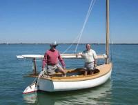 Useppa Catboat Rendezvous Regatta 2010: Sailing on Island Time