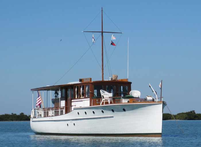 Elco Yacht